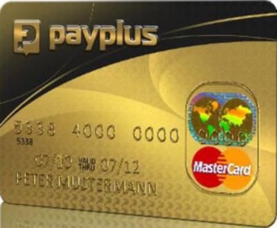 Klicken Sie auf die Grafik für eine größere Ansicht  Name:payplus-mastercard-kreditkarte.jpg Hits:13 Größe:45,8 KB ID:467