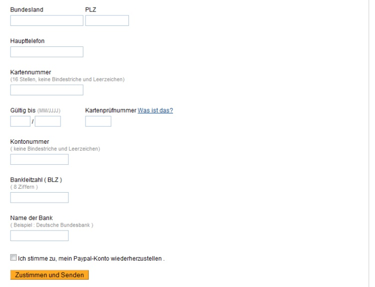 Klicken Sie auf die Grafik für eine größere Ansicht  Name:paypal betrueger formular.jpg Hits:6 Größe:41,0 KB ID:640